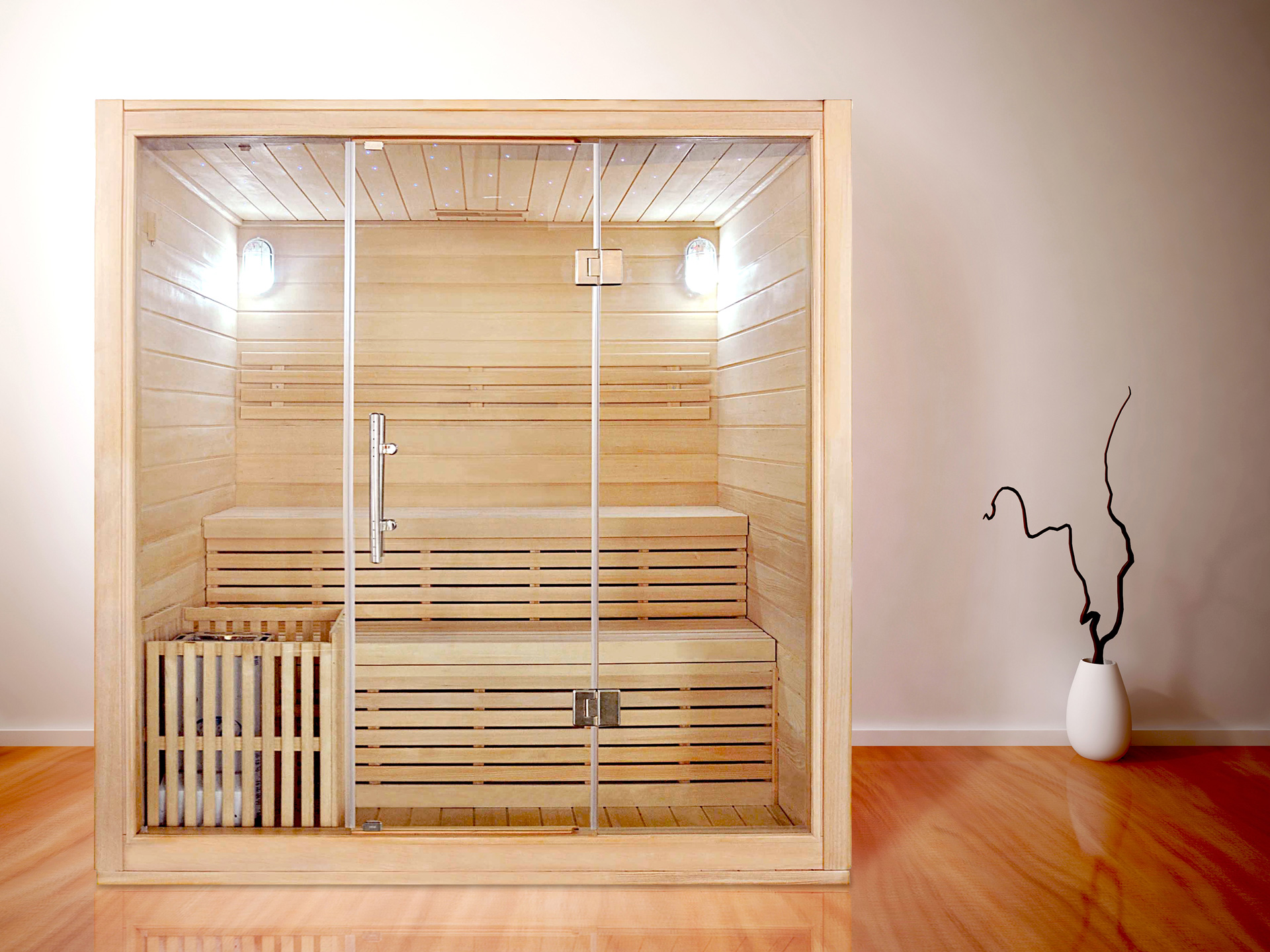 austria spa sauna w rmekabinen und saunen von h chster qualit t. Black Bedroom Furniture Sets. Home Design Ideas